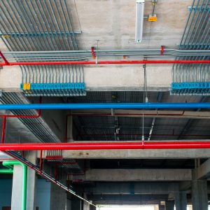 System,Installation,In,Site,Construction.