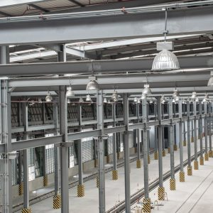 Electrical,And,Mechanical,Equipment,System,Installation,In,New,Factory,Building.high